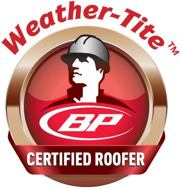 Weather-Tite™ BP Certified Roofer